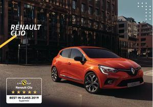 El nuevo Renault Clio el compacto urbano más seguro