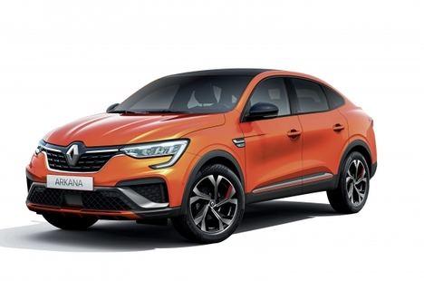 Renault desvela el Arkana