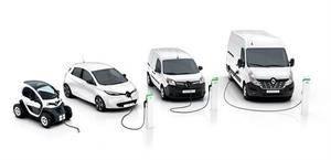 Renault presenta dos nuevos vehículos comerciales eléctricos