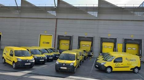 Renault entrega una nueva flota de vehículos eléctricos a Correos