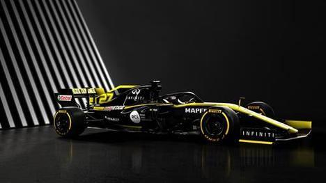 Renault presenta el equipo de Fórmula 1 para 2019