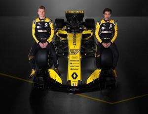 Renault Sport Formula One Team presenta el Renault R.S.18