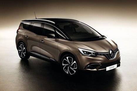 Renault Grand Scenic 1.4 dCi 7 plazas