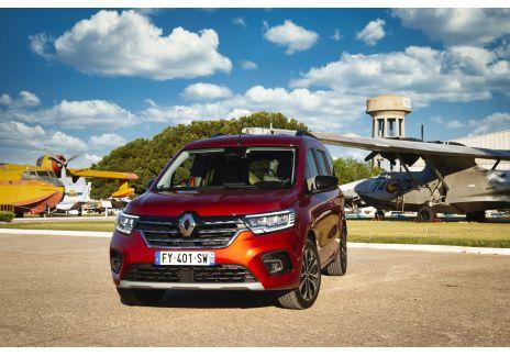 El nuevo Renault Kangoo 4 estrellas Euro NCAP