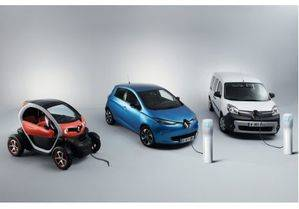 Renault líder de la movilidad eléctrica