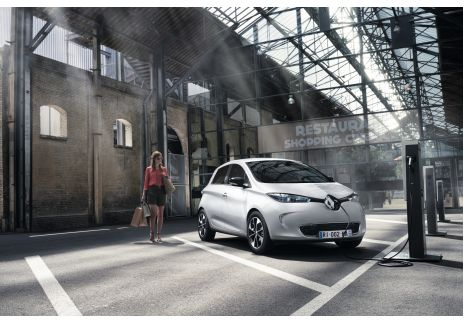 Renault líder de la movilidad sostenible en España