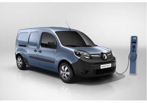 Renault, marca líder del mercado 100% eléctrico en España en enero 2020