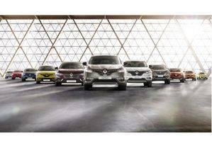 Renault líder en España en noviembre