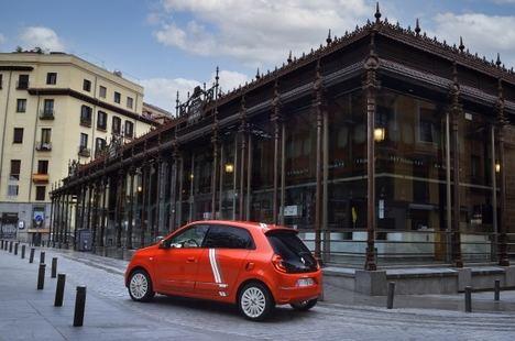 Liderazgo de Renault en las ventas de vehículos con etiqueta 0