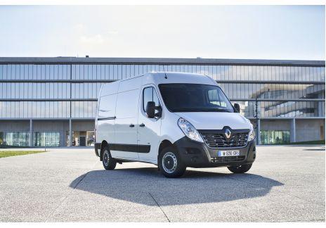 El Renault Master Z.E. ya triunfa en Europa