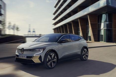 Nuevo Renault E-TECH Eléctrico