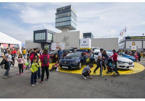 Más de 25.000 personas disfrutaron en el circuito del Jarama del Passion Experience