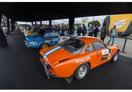 Éxito de público en la Renault Passion Experience