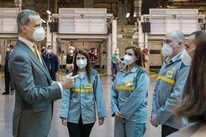Ambicioso Plan Industrial de Renault en España