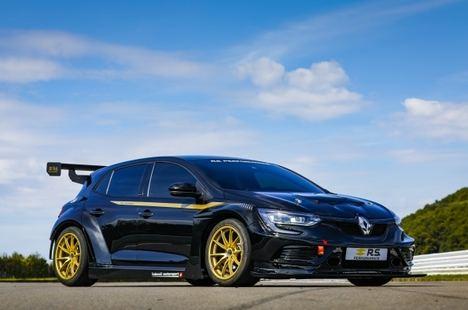 Renault Sport Cars presenta el Mégane R.S. TC4