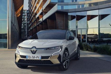 Renault presenta el nuevo Megane E-TECH 100% Eléctrico