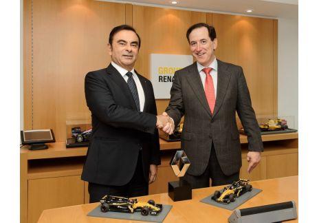 MAPFRE consolida su acuerdo con el Grupo Renault