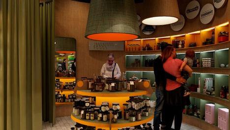 Acesur está presente en la Tienda del Pabellón de España en Expo de Dubái 2020 con su aceite de oliva