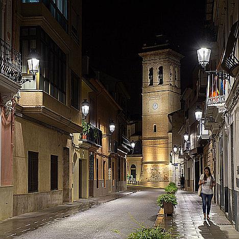 Schréder renueva el sistema de alumbrado en el municipio de la Comunidad Valenciana de Torrente con tecnología LED