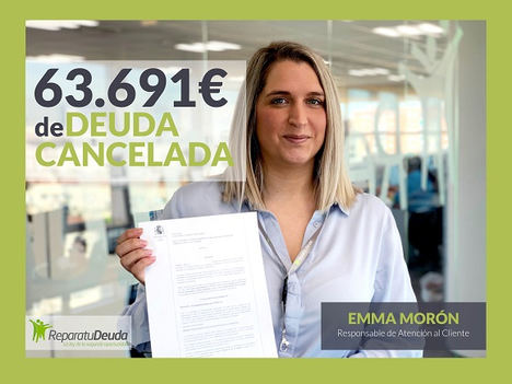Repara tu Deuda Abogados cancela 63.691,87 € a un matrimonio de Jaén con la Ley de Segunda Oportunidad
