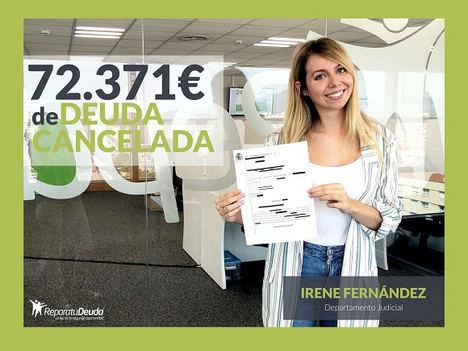 Repara tu Deuda Abogados cancela 72.317 € con 18 bancos en Santa Cruz de Tenerife (Islas Canarias)