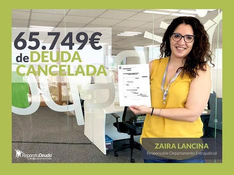 Repara tu Deuda cancela 65.749 € en Sant Vicenç dels Horts (Barcelona) con la Ley de Segunda Oportunidad