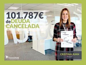 Repara tu deuda cancela 101.787 € en Salamanca con la Ley de Segunda Oportunidad