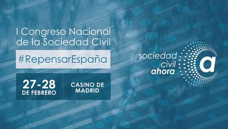"""Felipe González y José María Aznar inauguran con un debate cara a cara el Congreso """"Repensar España: una aportación desde la Sociedad Civil"""""""