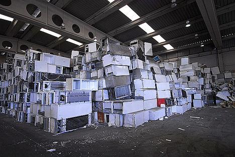 Recyclia gestionó un 39% más de residuos electrónicos y pilas en 2018 y roza las 50.000 toneladas