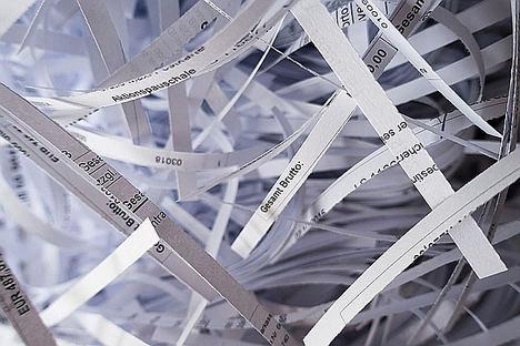 Destructoras de papel: no siempre las más caras son las mejores, según papeleria-tecnica.net