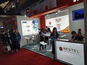 Restel afianza su firme apuesta por el mercado asiático con su presencia en la Feria ITB China