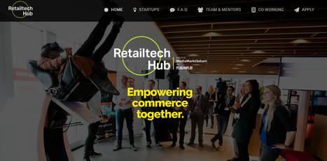 El grupo Media Markt Saturn Retail Group, la matriz de Media Markt, lanza Retailtech Hub, una nueva aceleradora para startups y empresas de retail
