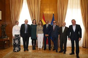 """CEPES celebra la apuesta y el """"decidido compromiso"""" de la ministra Yolanda Díaz por la Economía Social"""
