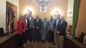 Reunión de directores de Campus de la UNED en Sigüenza