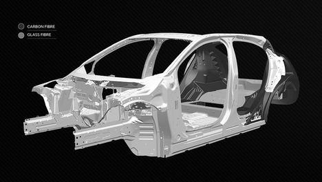 Revolucionario proyecto de avanzados materiales compuestos de Jaguar Land Rover
