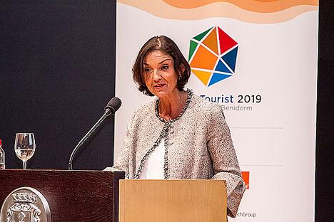 """""""España debe afianzar su posición a la vanguardia de la inteligencia turística, la accesibilidad y la sostenibilidad"""""""