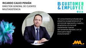 Ricardo Calvo Pemán, Multiasistencia.