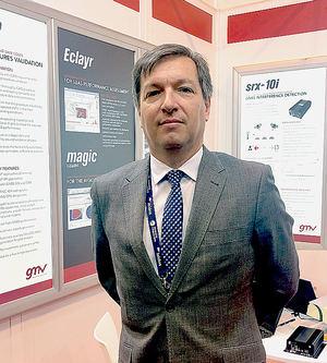 Ricardo Sáenz Amandi, Director en GMV.