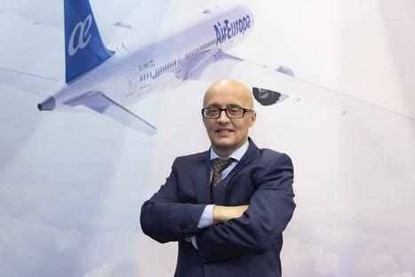 Richard Clark, nombrado nuevo Director General de Air Europa