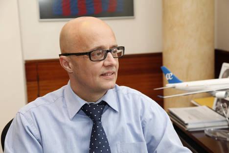 Globalia nombra a Richard Clark subdirector general de Air Europa