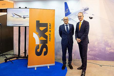 Sixt y Air Europa SUMA, juntos en la fidelización del cliente