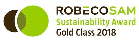 Konica Minolta ha sido galardonada con el premio RobecoSAM Gold Class