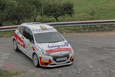 Cuatro pilotos se disputan el título de la Peugeot Rally Cup Ibérica en los tramos del Algarve