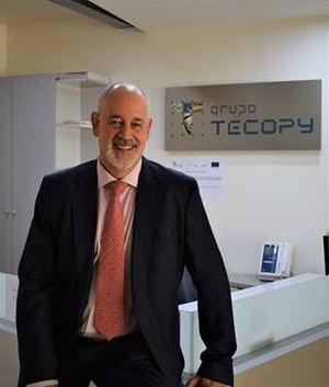 Roberto García, Grupo Tecopy.