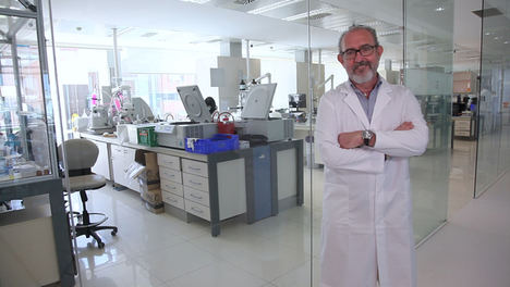 Roberto Ortuño, responsable de Seguridad Alimentaria de AINIA.