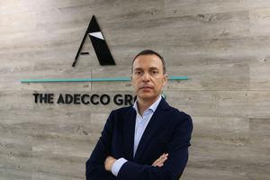 Roberto Villar, Grupo Adecco.