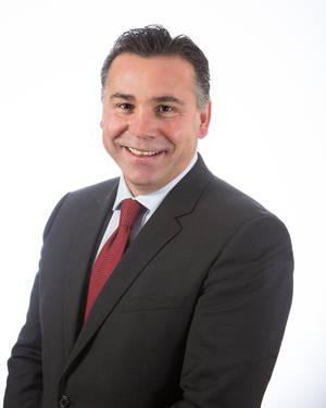 Robin Kamark,  director ejecutivo de Etihad Airways Equity Partners.