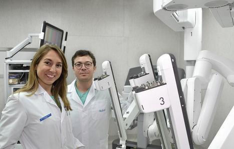 El Hospital Ruber Internacional pone en marcha la Unidad de cirugía urológica robótica