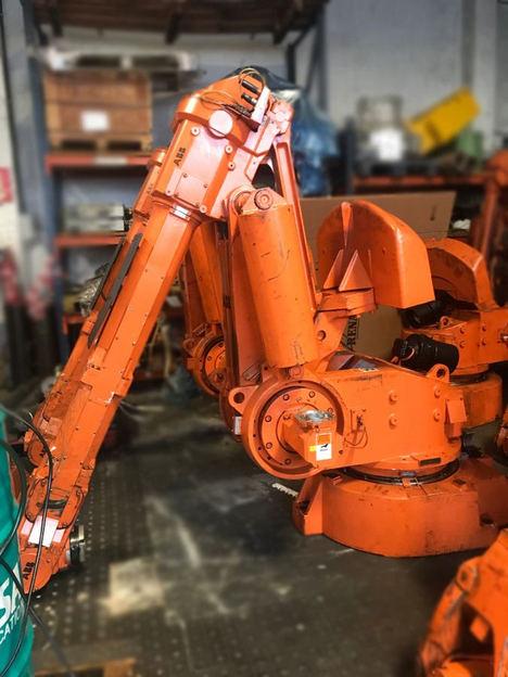 Robots Gallery impulsa el uso de robots industriales de segunda mano en la construcción