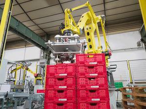 Robótica colaborativa para impulsar las tecnologías 4.0 en la industria alimentaria